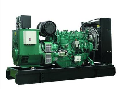 天津全新上柴200kw大型柴油发电机组