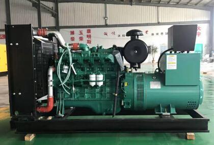 天津全新潍柴150kw大型柴油发电机组