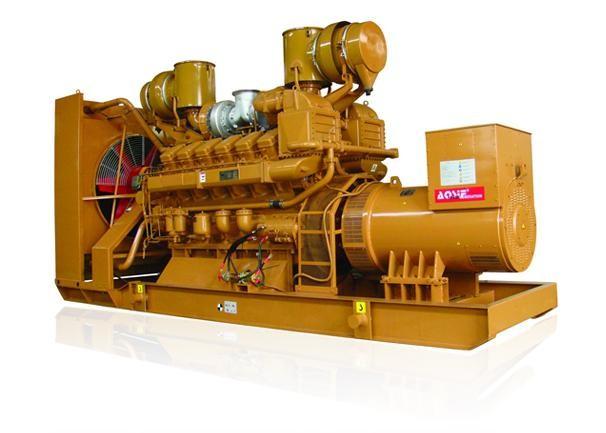 天津济柴190kw系列柴油发电机组
