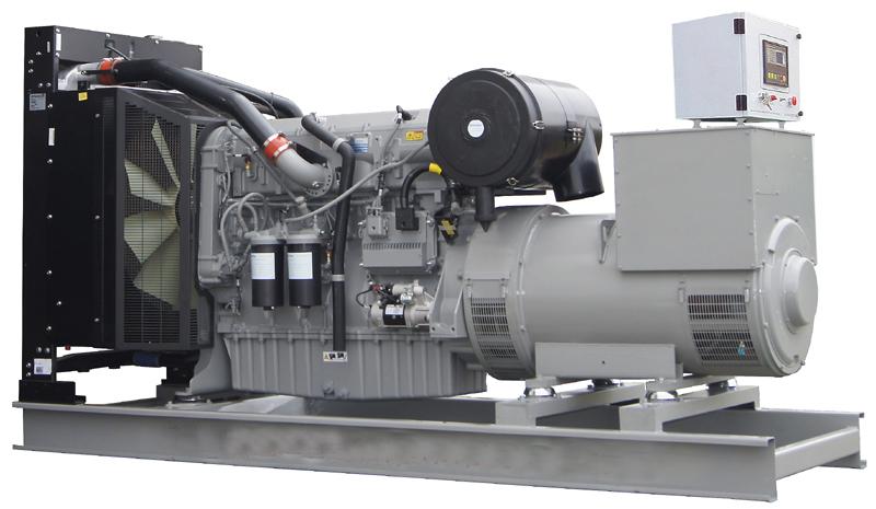 天津帕金斯系列柴油发电机组