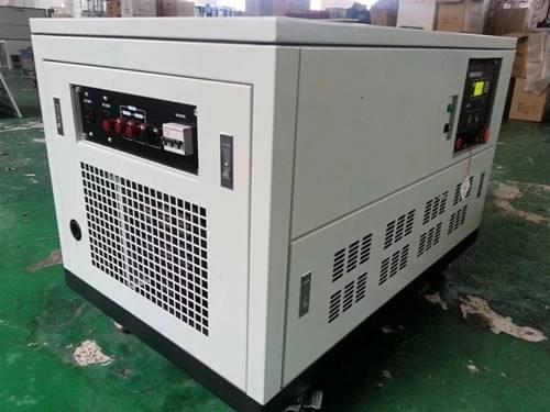 天津河东县30千瓦静音发电机