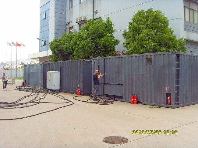 天津集装箱二手发电机