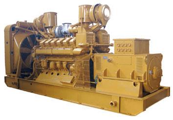 天津应急发电机-700KW-2500KW济柴柴油发电机组