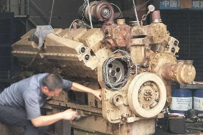 天津发电机维修