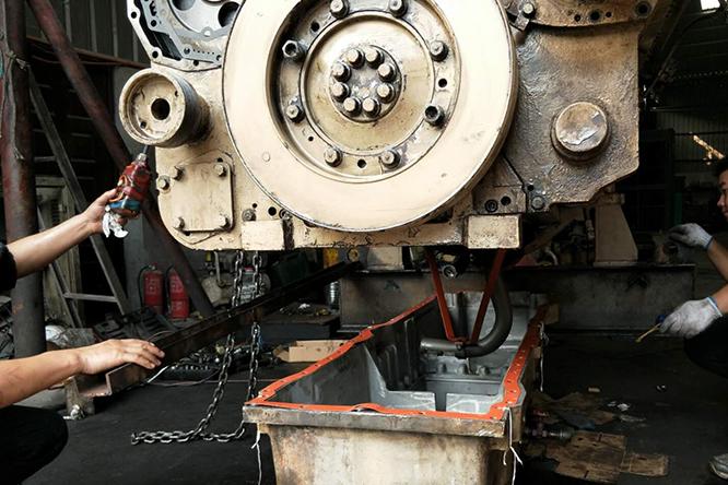 天津柴油发电机维修