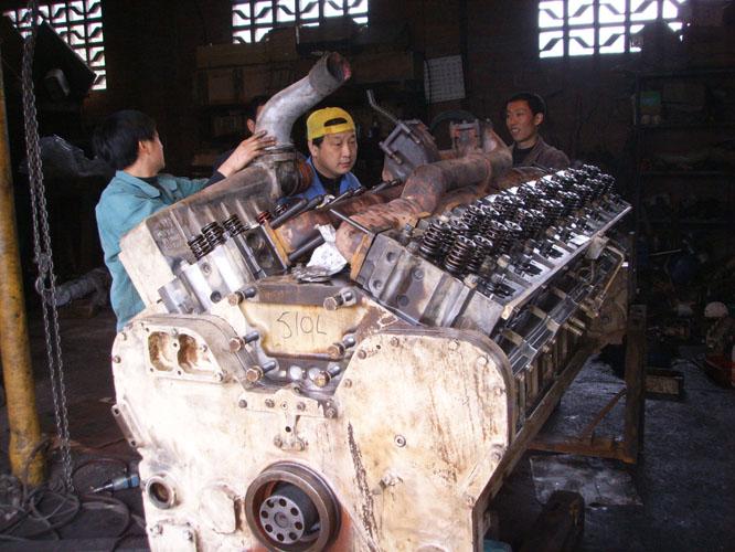 天津柴油机大修注意事项