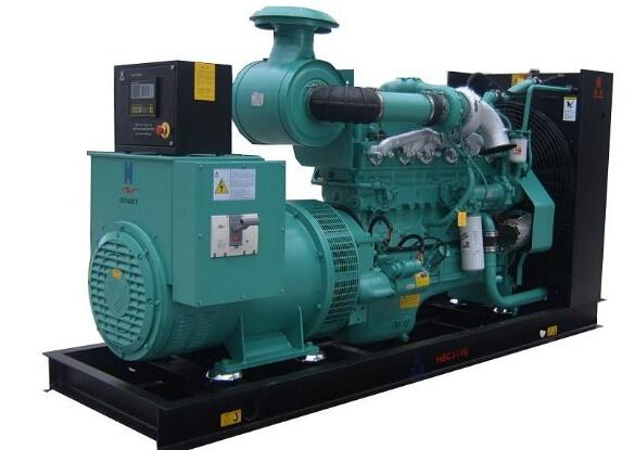 天津滨海新二手潍柴30kw小型柴油发电机组
